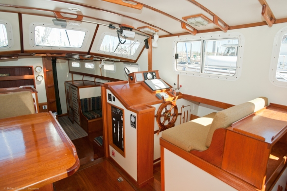 Boat Interior Salon-1-3